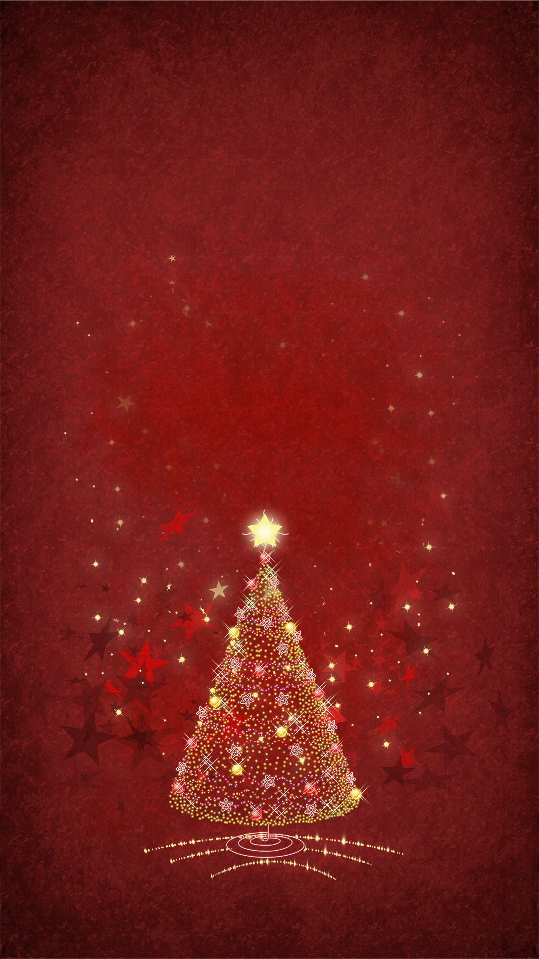 Christmas Red Gradient Texture Fantasy Background Christmas Phone Wallpaper Red Christmas Background Christmas Background Images