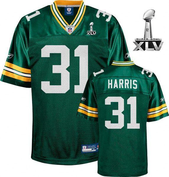 Super Bowl XLV #31 Green Bay Packers