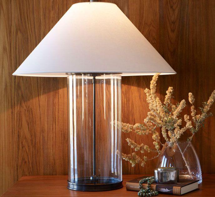 Ralph Lauren Modern Table Lamp Modern Glass Table Lamps