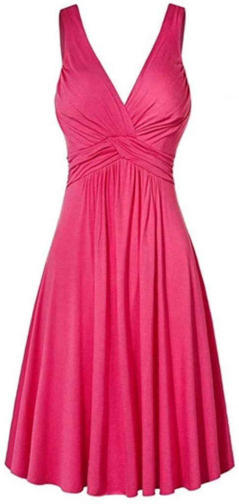 Transer- deep v neck backless dress sleevelss rechued pleated formal party cocktail dresses #backlesscocktaildress