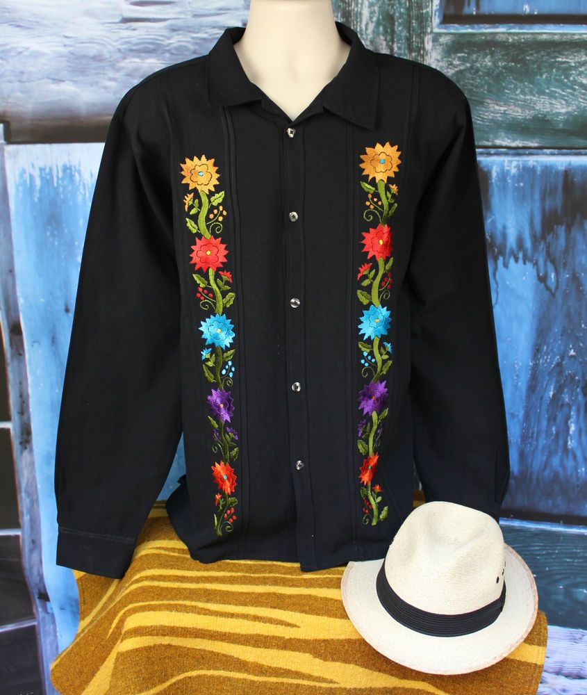 Details about On Hold for Leo!! Men's Guayabera Latin