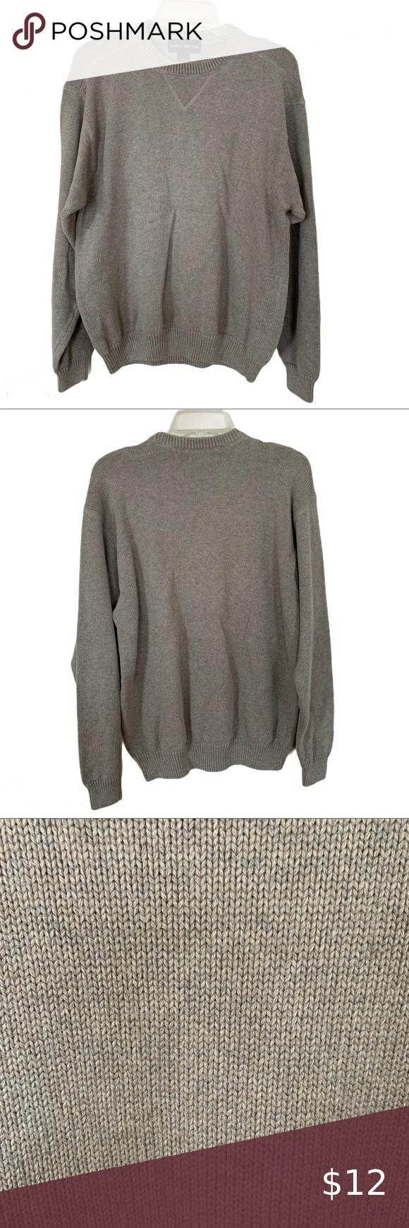 Croft And Barrow Men S Medium Beige Sweater Beige Sweater Sweaters Croft And Barrow [ 1740 x 580 Pixel ]