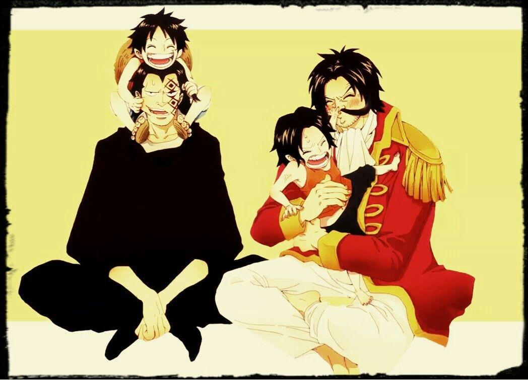 Happy Father's Day   One Piece   One piece luffy, One piece