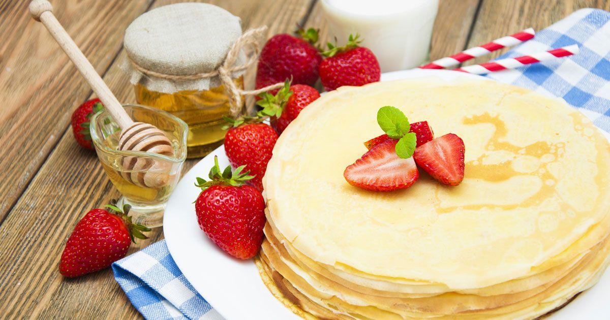 طريقة الكريب بدون بيض Recipe Desserts Crepe Recipes Crepes