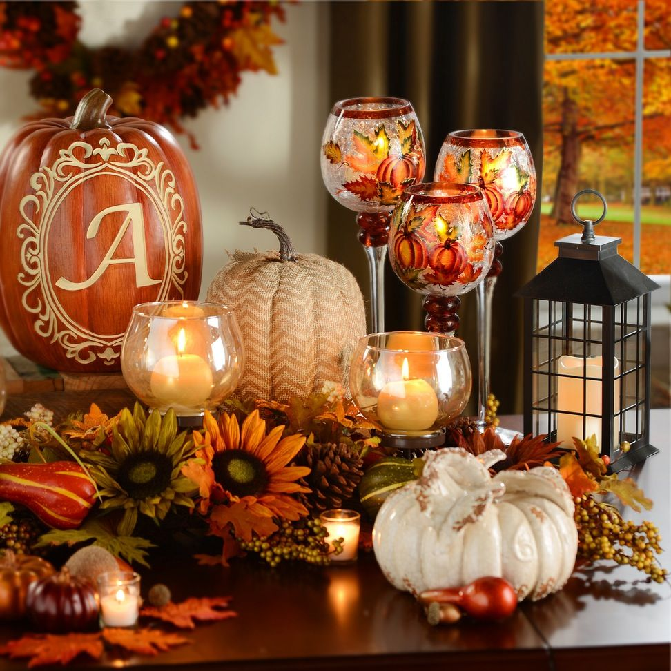 Tis Autumn Living Room Fall Decor Ideas: Fall Decorating Ideas And Inspiration For The Corner Of