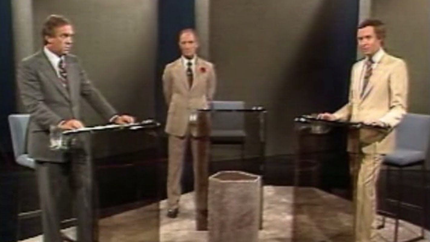 1979 Canadian Federal Election Debate