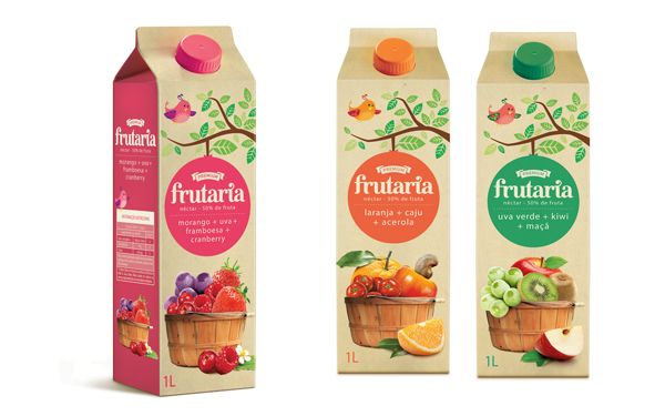Frutaria (Concept) Fresh from the orchard. Nice concept IMPDO.