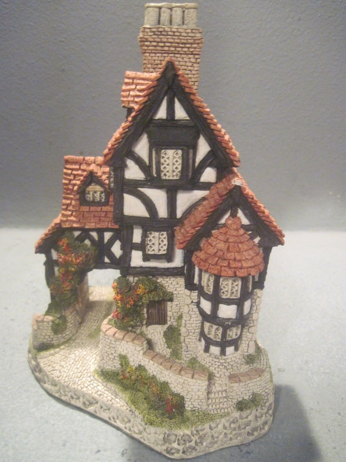 Squires Hall David Winter Cottages In The Original Box Ebay The Originals Original Box Cottage