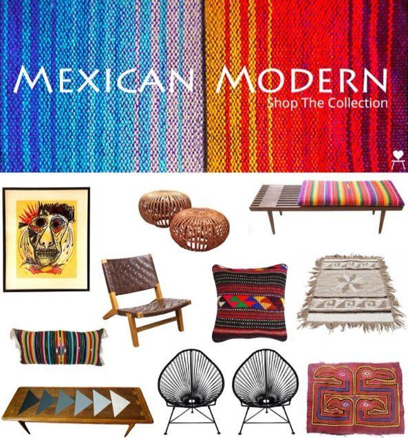 Mexicanmodern Mexican Home Decor