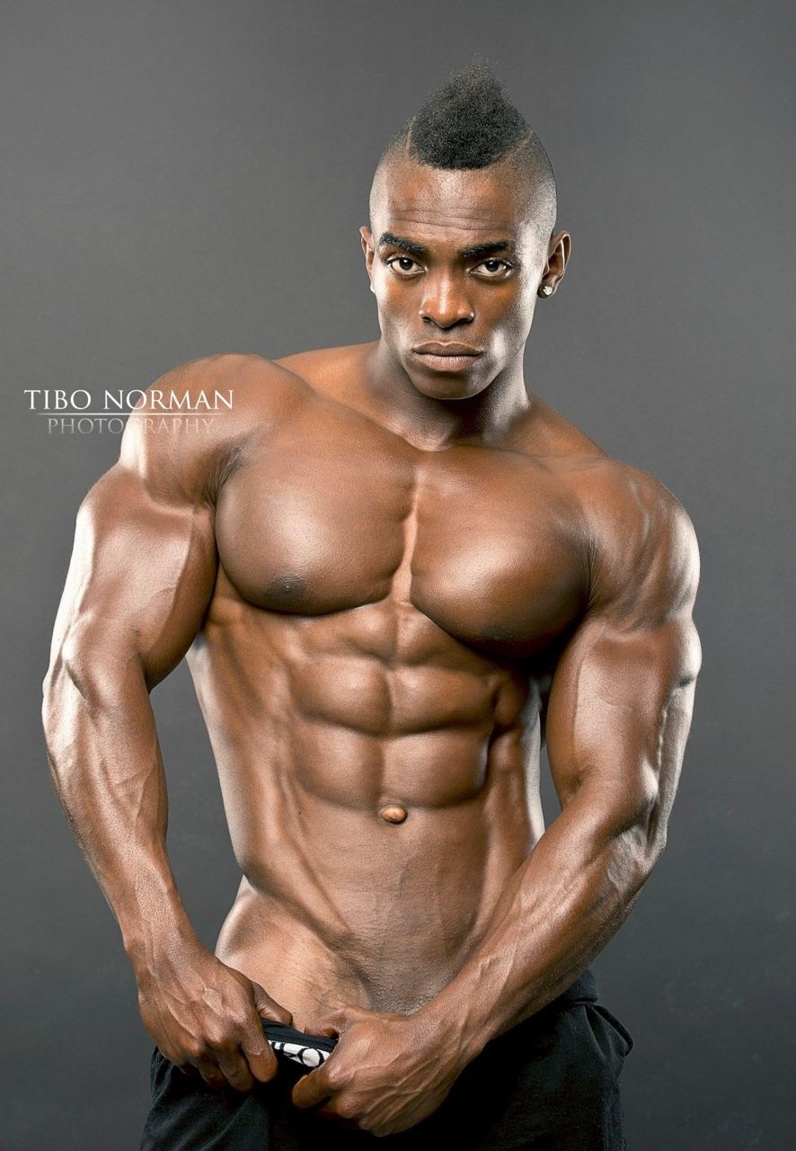 Jivvii Mike B Carter By Tibo Norman   Muscle Men -7997