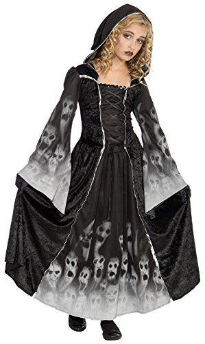 Forum Novelties Forsaken Souls Child Costume, Medium Foru