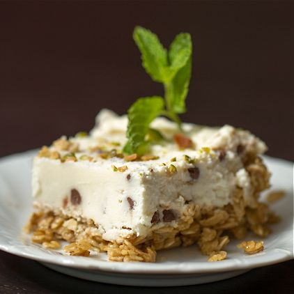 Gluten Free Cannoli Bars With Images Dessert Recipes Eat