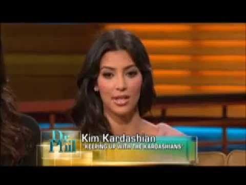 YouTube Dr Phil talks with the Kardashian family about OJ