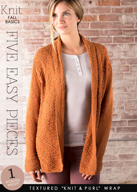 5 Easy To Knit Cardigans Waiting For Your Fall Knitting