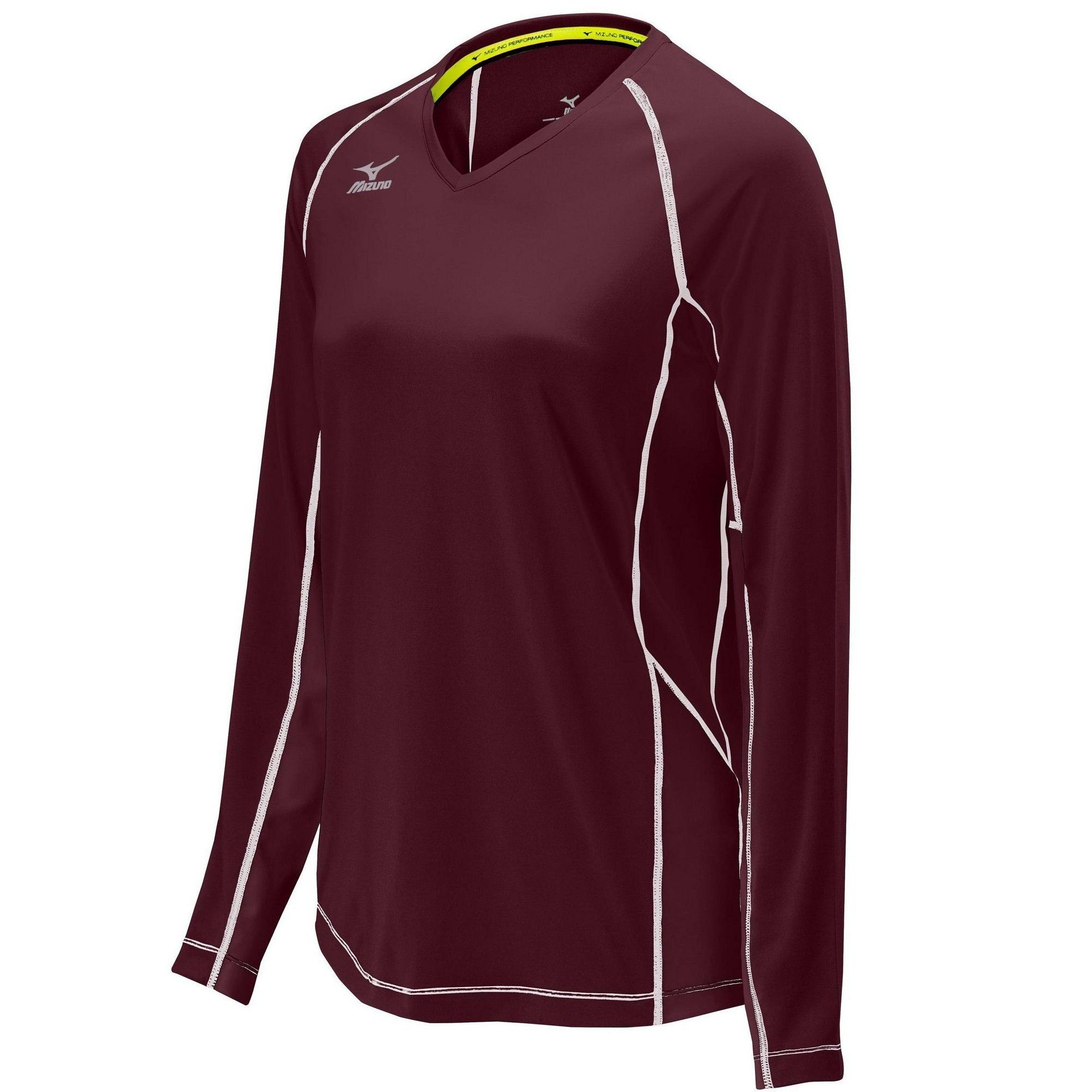 Mizuno Women S Elite 9 Classic Newport Long Sleeve Volleyball Jersey Womens Size Extra Large In Color Volleyball Jerseys Street Style Outfit Volleyball Outfits