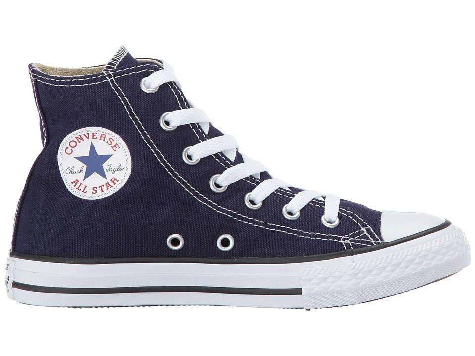 54e84e155e3048 Converse Kids Chuck Taylor All Star Hi (Little Kid) Kids Shoes Midnight  Indigo