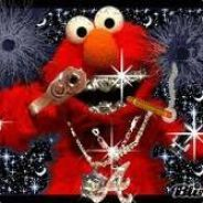 Gangster Cookie Monster Steam Community Group Gansta Elmo