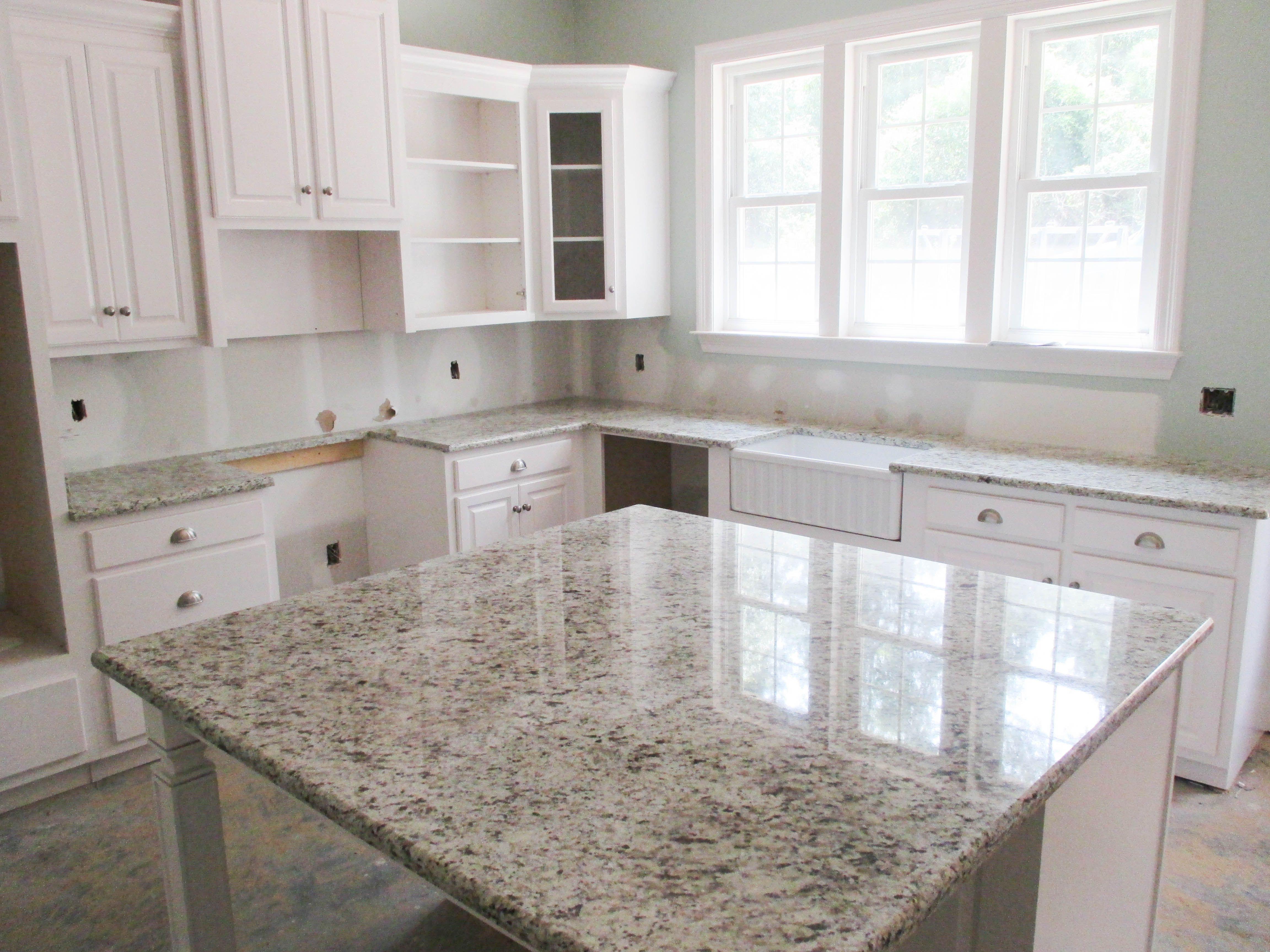 American Flooring Cabinets And Granite Giallo Verona