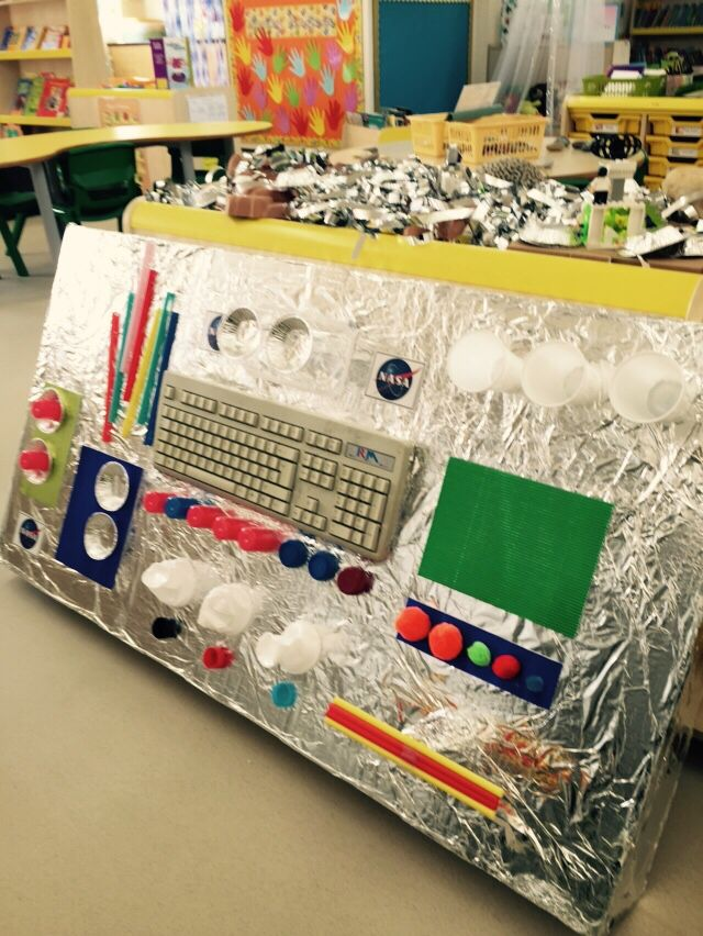 Space station control panel pinteres - Homes built from recycled materials nasas outer space challenge ...