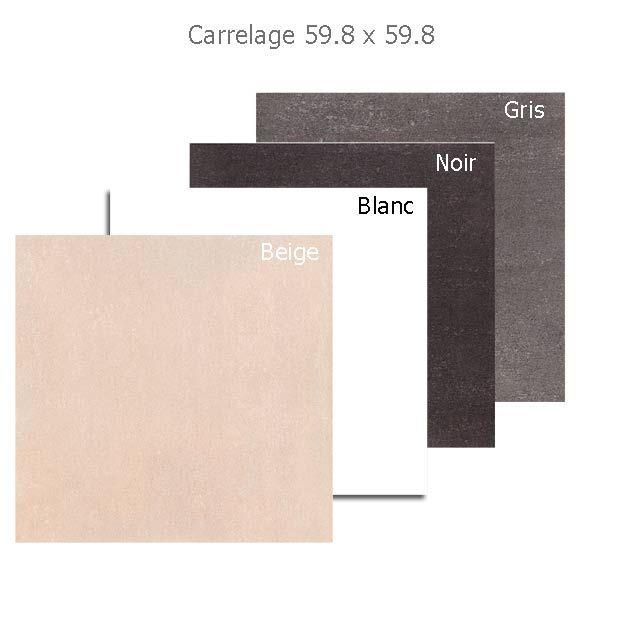 Carrelage Architekt 24,80 u20ac  m² 26,78 u20ac la boîte de 108 m² Prix - prix carrelage salle de bain