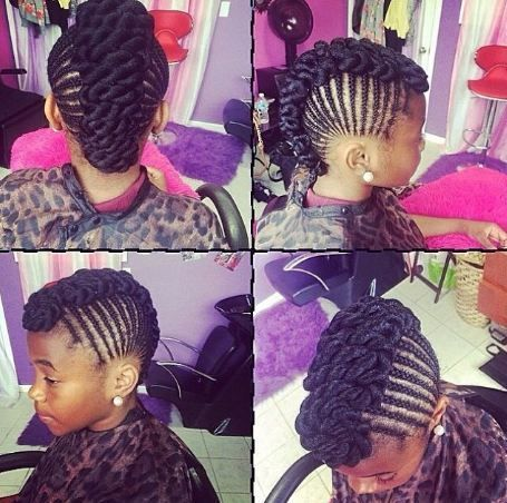 12 Year Old Black Girl Hairstyles Hair Styles Natural Hair Styles Girl Hairstyles