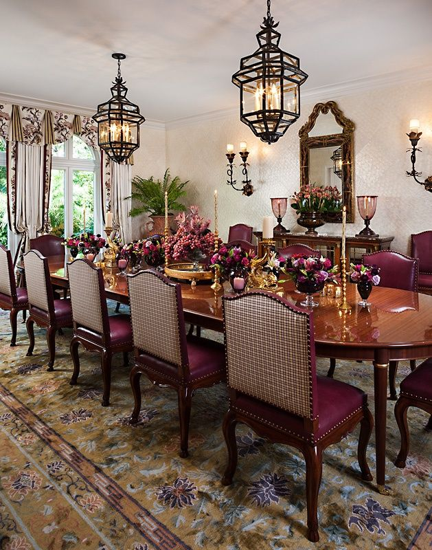 Chatsworth House Private Area: Private At Home Dinner Parties