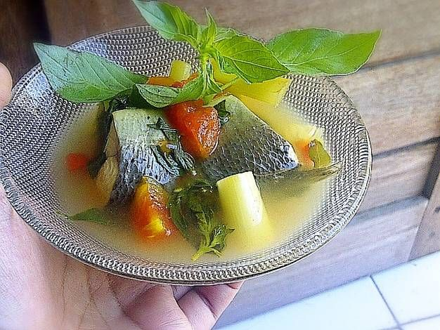 Resep Sop Ikan Bandeng Oleh Ekasari Resep Makanan Resep Resep Masakan