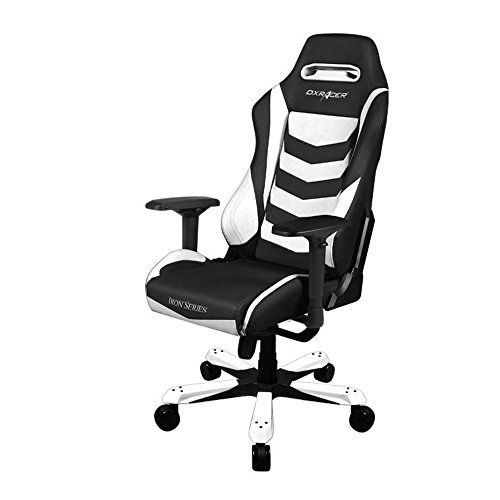 Dxracer Iron Series Newedge Edition Racing Bucket Seat Office Chair X Large Pc Gaming Computer Executive Ergonomic Rocker With