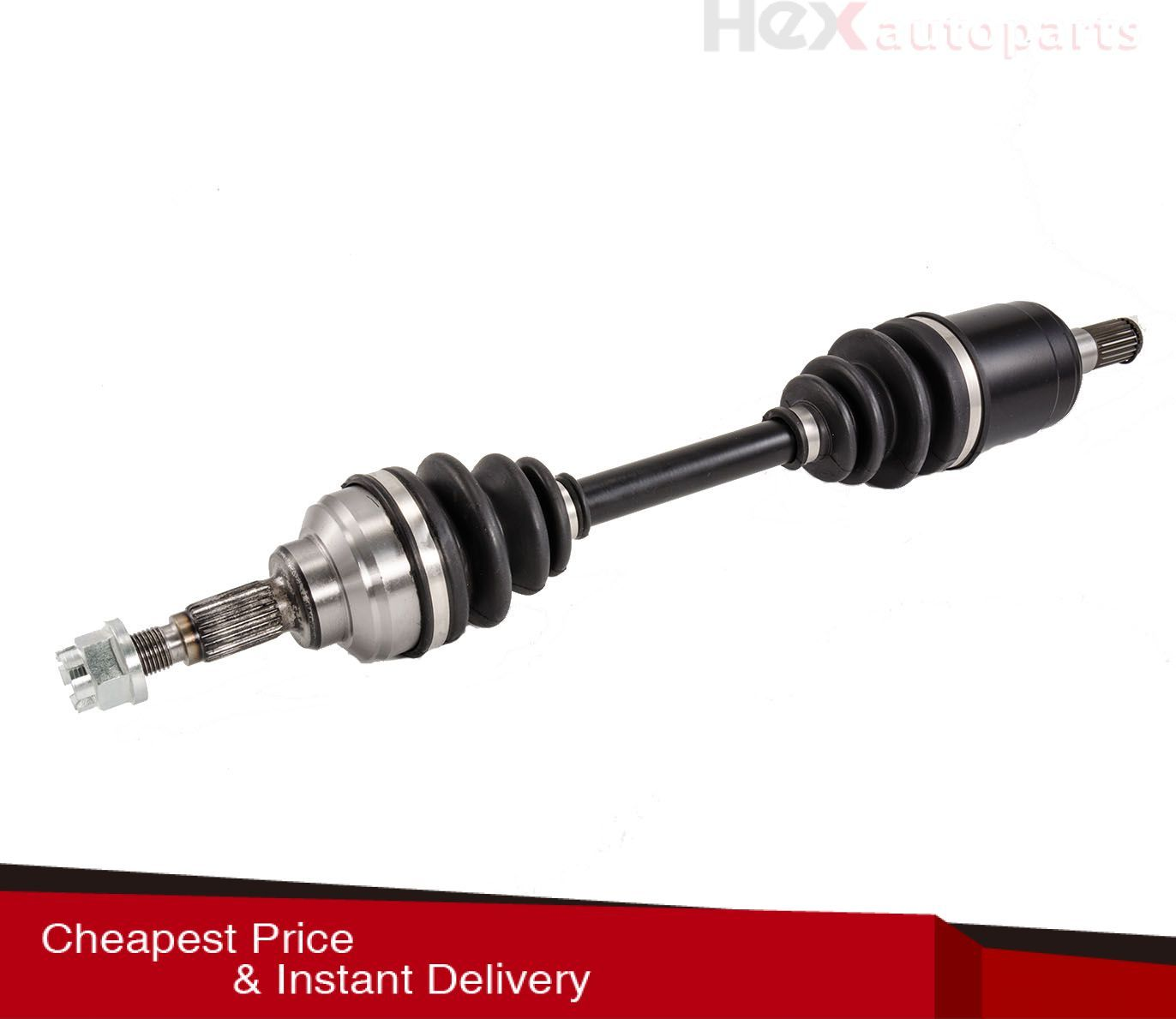 Hex AutoParts Front Left CV Joint Axle for Honda TRX 450