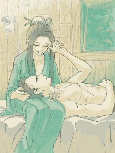Naruto zabuza and haku porn
