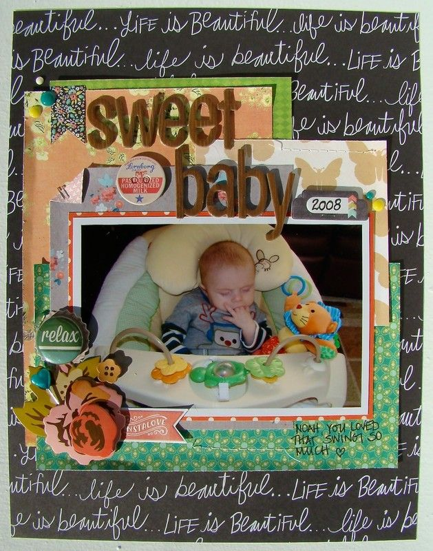 Sweet Baby by danielle1975 at @studio_calico