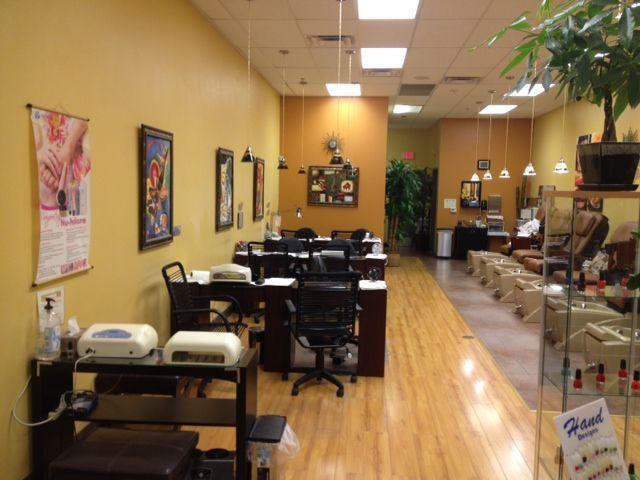 Manicure and pedicure salon in Las Vegas