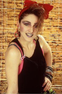 Madona 80's