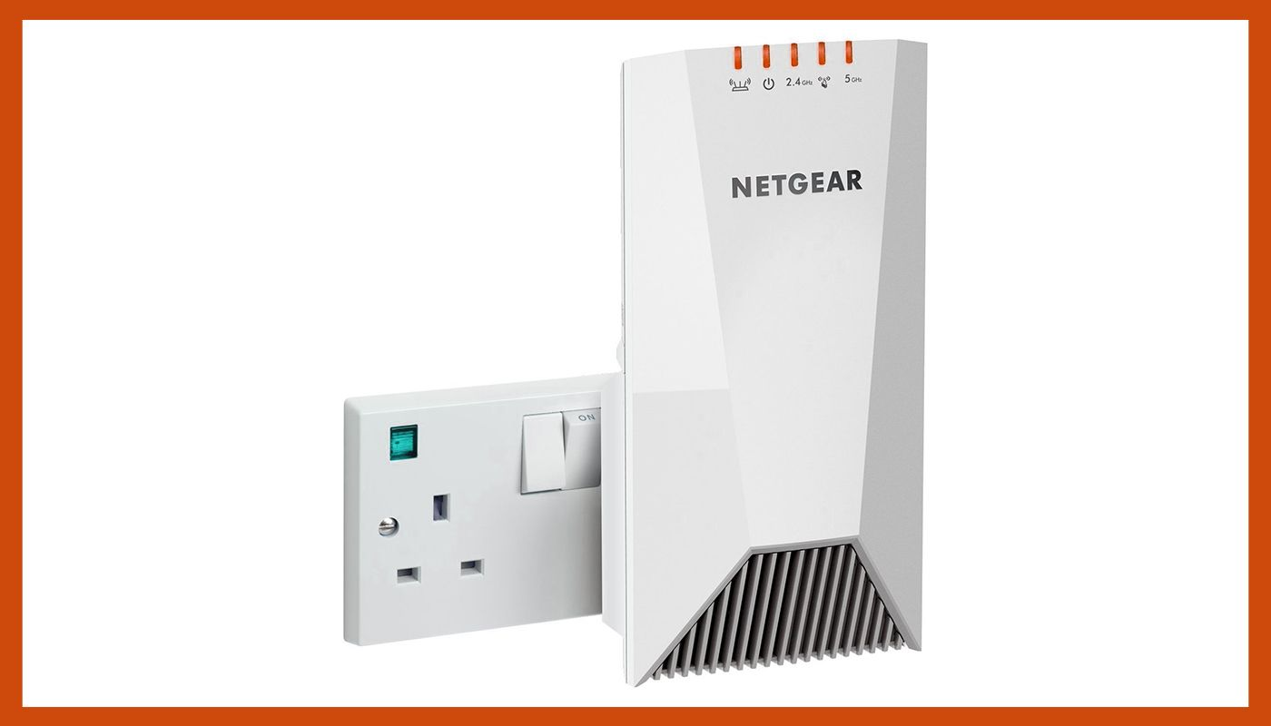 New extender setup netgear problem