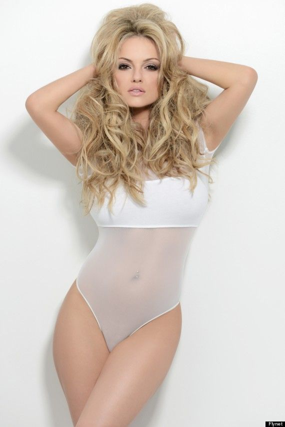 Ola Jordan Naked Strictly Come Dancing Star Goes Nude For Raunchy 2015 Calendar Pics
