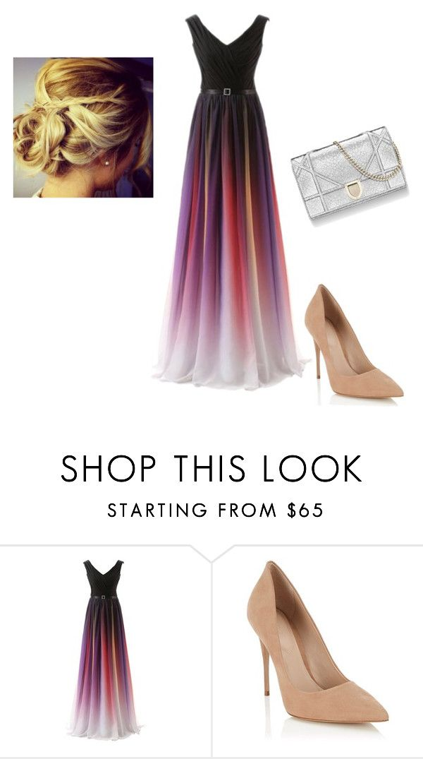 """""""Prom Outfit"""" by bethanyperoff on Polyvore featuring Lipsy"""