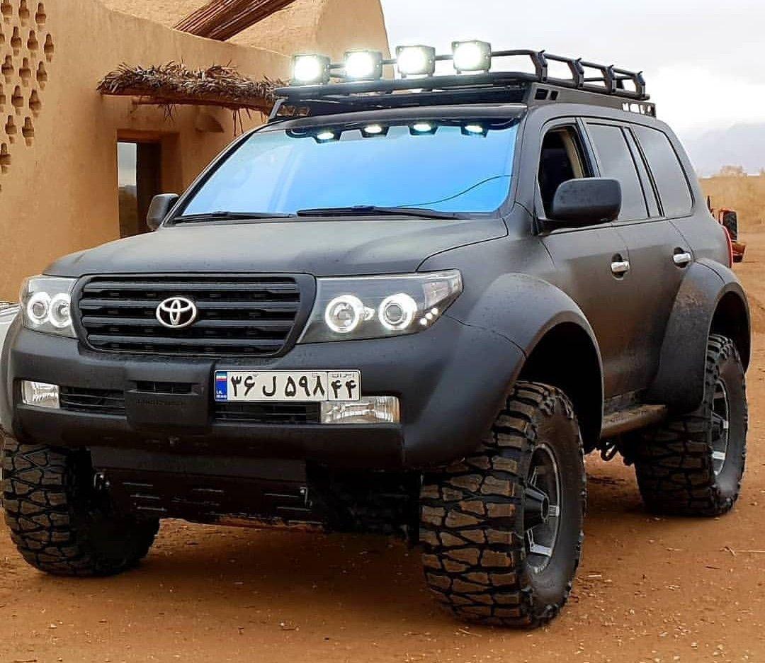 Toyota, Lexus, Toyota land cruiser