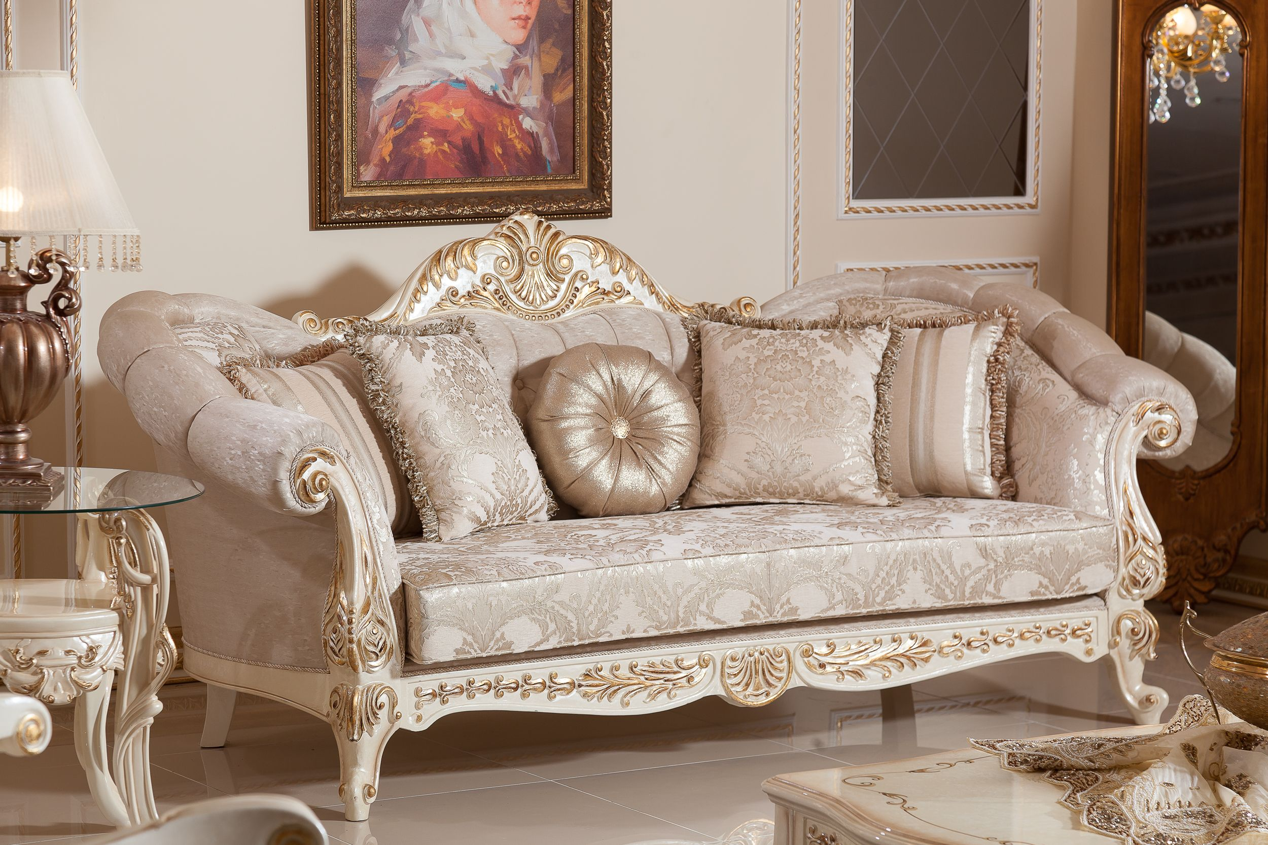 Vizyon Sofa Set Handmade Turkish Furniture You Can Give Order This