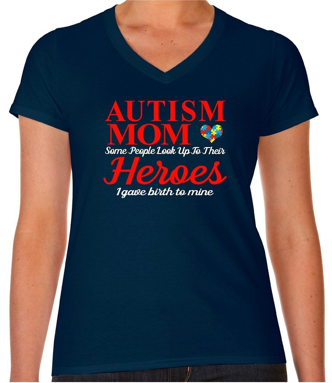 bf9dee28a Autism awareness t-shirts are a great way to show love and support  acceptance. Autism Shirt, Autism Mom Shirt, Autism Awareness, Autism  Awareness Shirt, ...