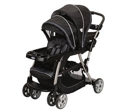 IntoMars.com Graco Ready2grow Stand And Ride Stroller $210.84 http://www.intomars.com/graco-readygrow-stand-and-ride-stroller.html