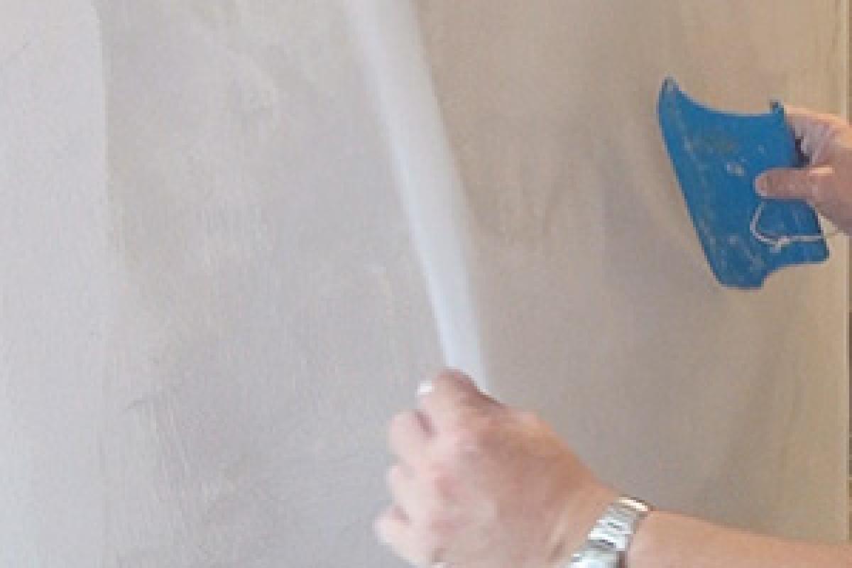 Wand Verputzen Wand Spachteln Anleitung Diybook At Wand Verputzen Verputzen Wande Spachteln