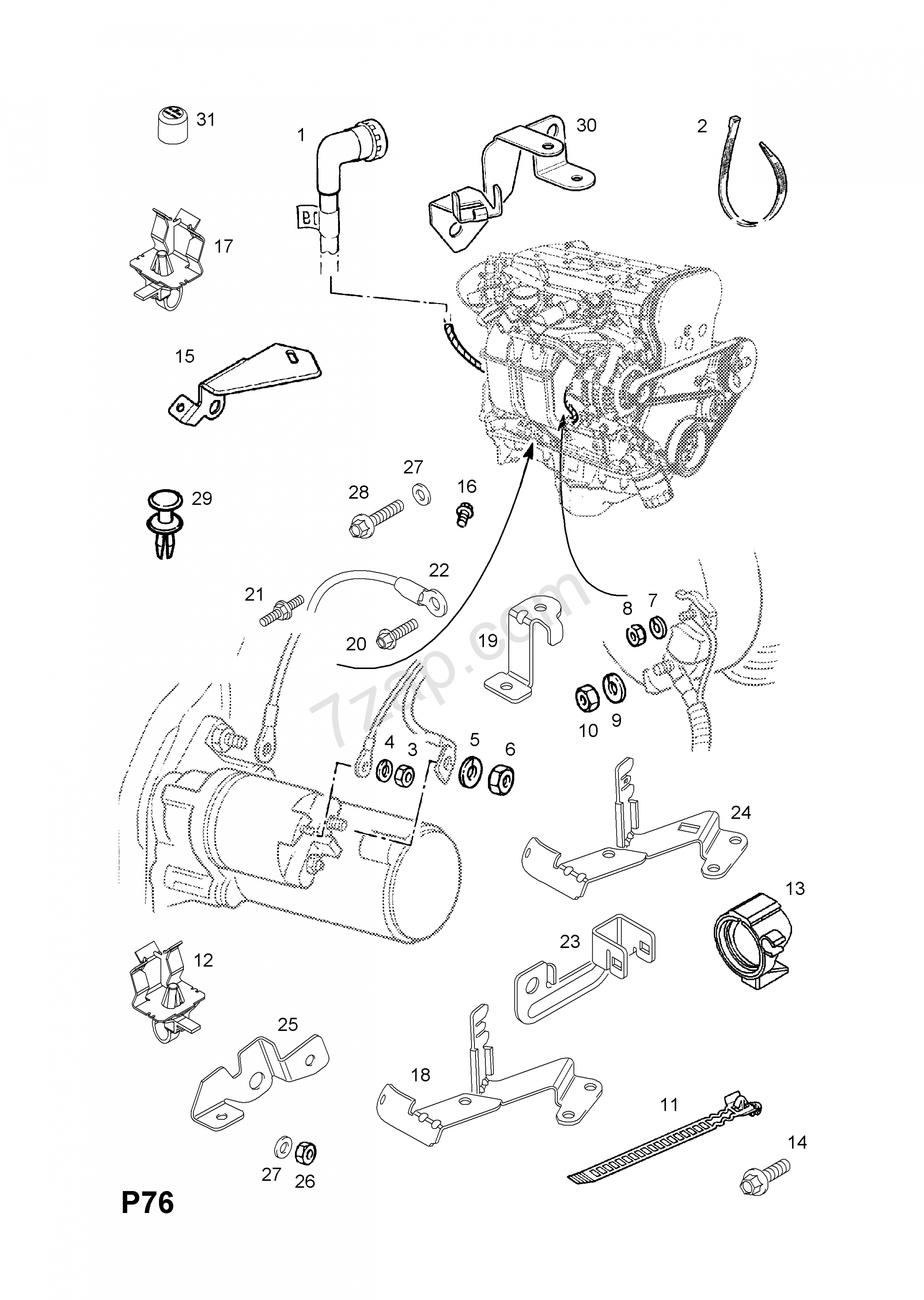 Z7let Engine Wiring Diagram Di