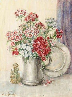 Anna Katrina Zinkeisen (1901-1976) Scottish Painter