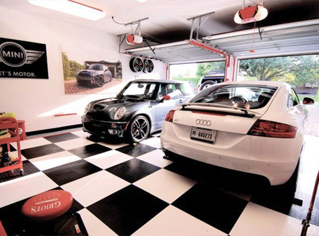 Car Care for the Perfectionist  Polishes  waxes  cleaners  detailing  supplies  and accessories for enthusiasts  Instructional videos  tips  and  tricks. Min and Audi on RaceDeck flooring garage   Garage Flooring by