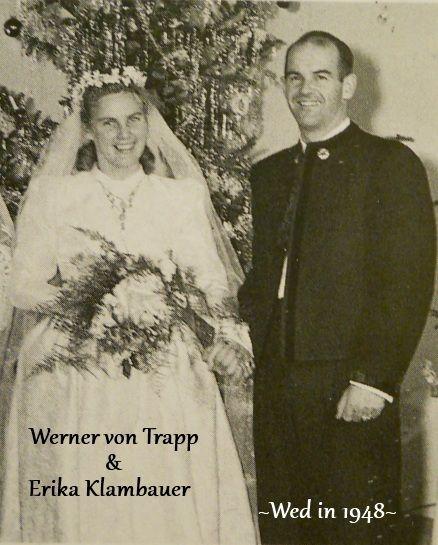 A Von Trapp Family Wedding Edelweiss Patterns Blog Sound Of Music Movie Family Wedding Sound Of Music