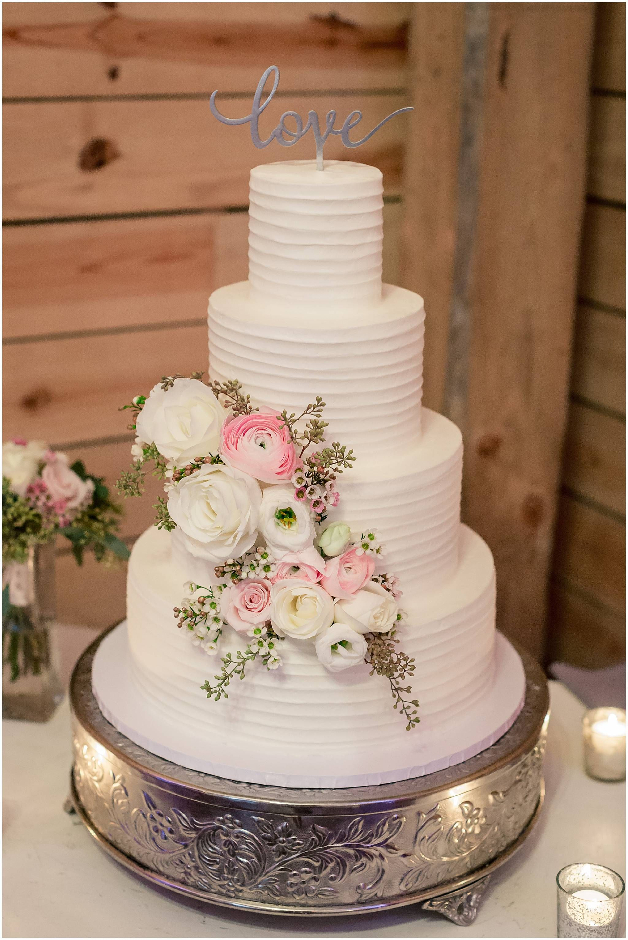 Wheeler House Wedding Pictures Simple Affordable Wedding Cake 4 Tier Wedding Cake With Flowers Big Wedding Cakes Wedding Cakes With Flowers Pink Wedding Cake