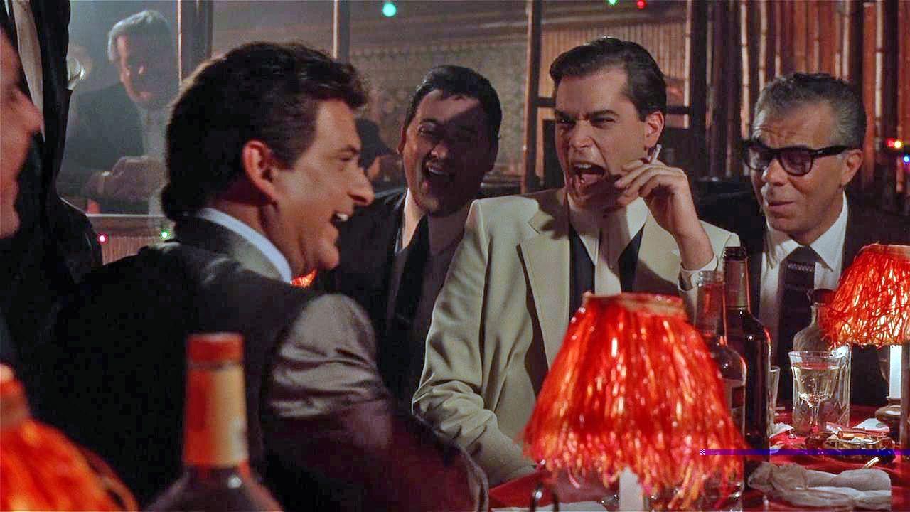 Crazy Man Uno De Los Nuestros Goodfellas Unodelosnuestros Goodfellas Thegoodfellas Robertdeniro Scorsese Rayliott Goodfellas Goodfellas Movie Movies