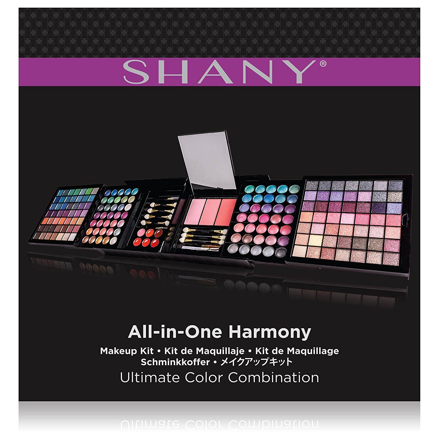 SHANY All In One Harmony Makeup Kit Ultimate Color