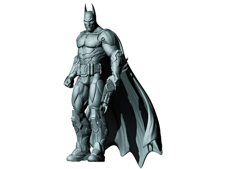 Batman arkham city armored batman statue batman arkham city video batman voltagebd Choice Image