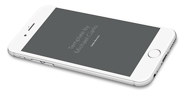 Download Iphone 6 Perspective Vector Mockup Iphon Vector Mockup Iphone Iphone 6 Mockup